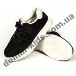 Детские кроссовки Apawwa NC112-1 BLACK черные