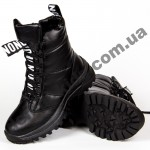 Детские зимние ботинки Apawwa DD49 Black 32-37