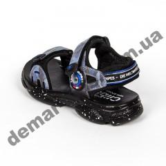 Детские босоножки Clibee F785 BLUE синий