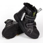 Детские ботинки Clibee черные ( 27-32 )