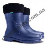 Детские/подростковые резиновые сапоги Demar LAURA A1 синий (36-42)