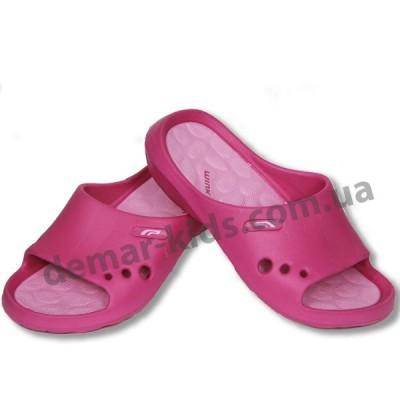 Детские сланцы Wink малиново-розовые