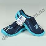 Детские тапочки 3F Fredom For Feet MARS 3RX1/5 сине-голубые