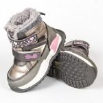 Зимние дутики-термоботики ТомМ - новая коллекция моделей для девочек