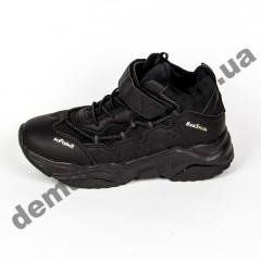 Детские кроссовки Baas K6145-1 черные