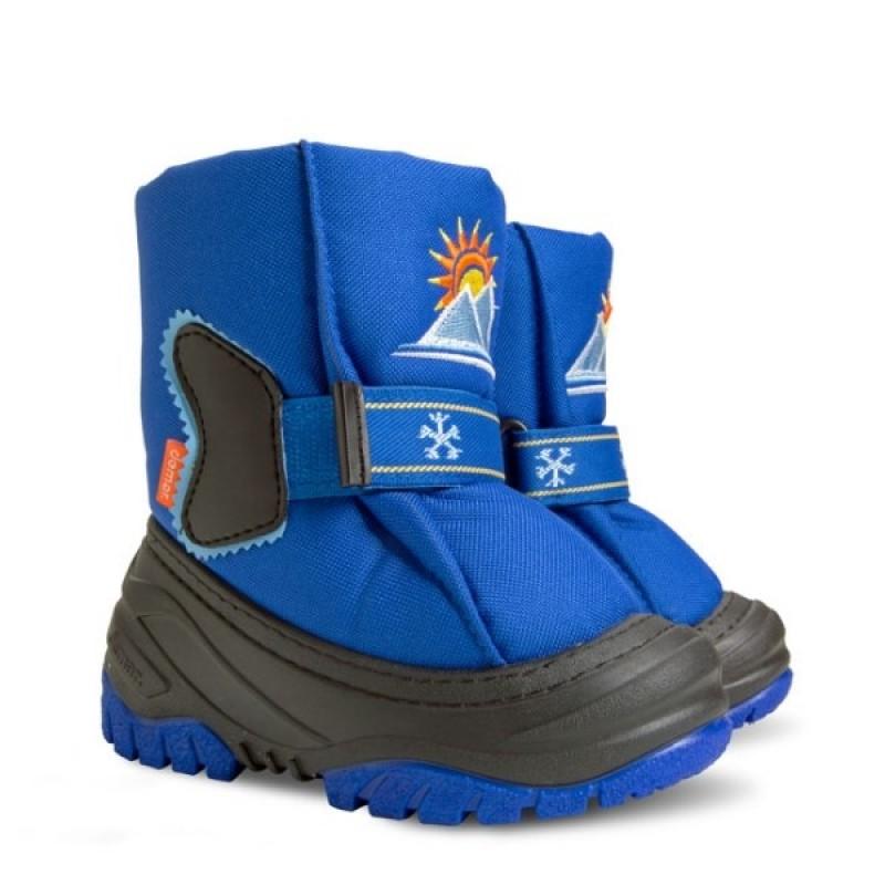 Купить детские дутики Demar SUN RISE с синие недорого 303428d635cbc