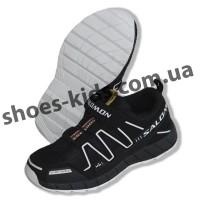 Детские кроссовки Salomon Speed Cross 2 черные