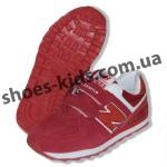 Детские кроссовки New Balance красные