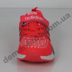 Детские кроссовки Adidas малиново-розовые