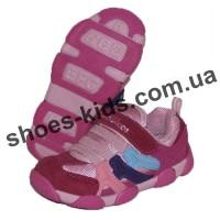 Детские кроссовки X-KUHU-KIDS малиново-розовые