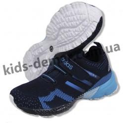 Детские кроссовки Adidas сине-голубые NEW