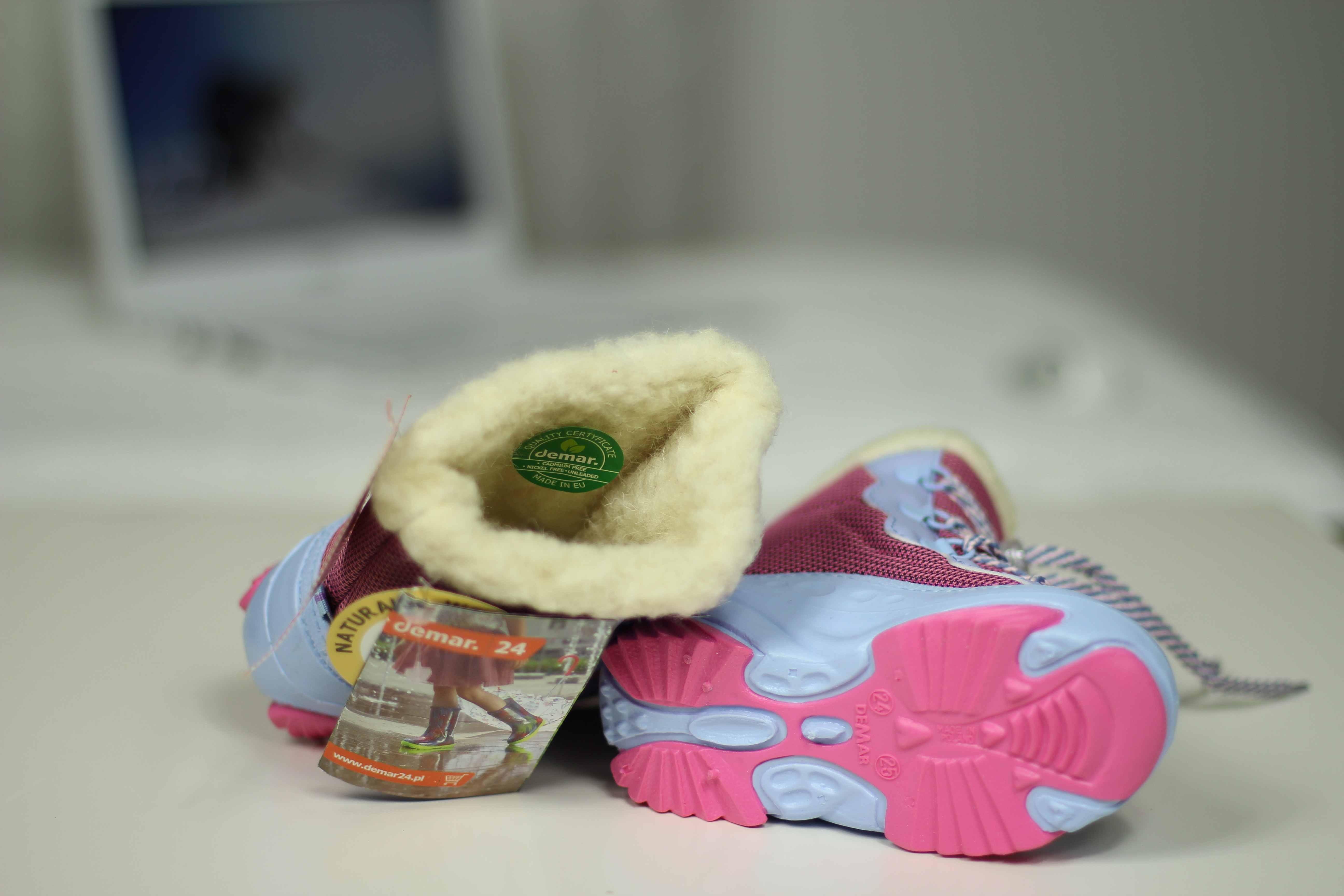 зимние дутики demar snow mar купить недорого
